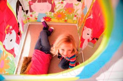 Детская игровая палатка Intex Дружба 48621NP - внутренний вид
