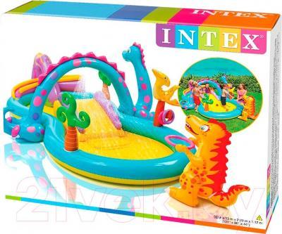 Водный игровой центр Intex 57135 (333x229x112) - в упаковке