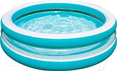 Надувной бассейн Intex 57489 (203x51) - общий вид