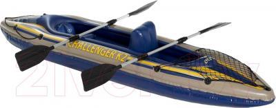 Надувная лодка Intex 68306 Challenger K2 Kayak - общий вид