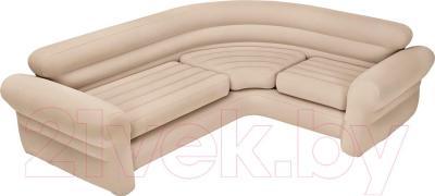 Надувной диван-кровать Intex 68575NP - общий вид
