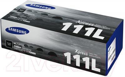 Картридж Samsung MLT-D111L - упаковка