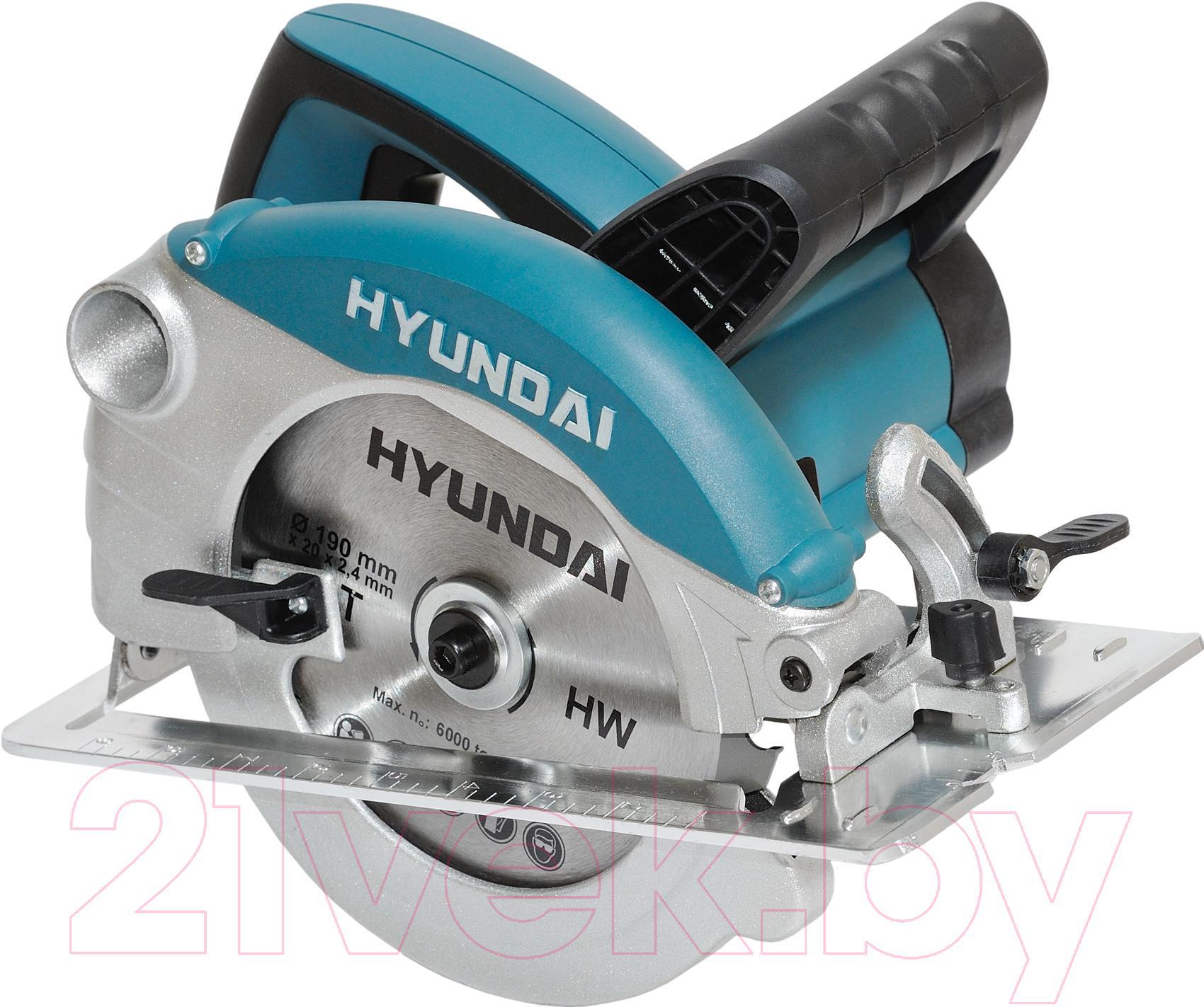 Фотография товара Дисковая пила Hyundai