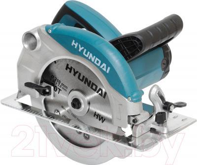 Дисковая пила Hyundai C 1800-210 Expert - общий вид