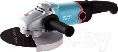 Угловая шлифовальная машина Hyundai G 2000-230 Expert - общий вид