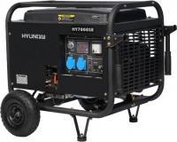 Бензиновый генератор Hyundai HY7000SER -
