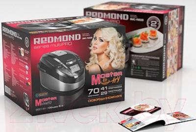 Мультикухня Redmond RMC-FM230 - Коробка+Документы