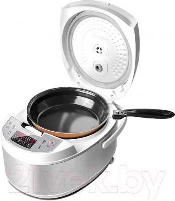 Мультиварка Redmond RMC-FM4520 (белый) - сковорода