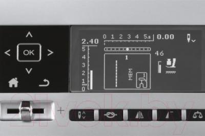 Швейная машина Bernina 550 - панель управления