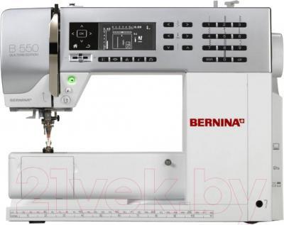 Швейная машина Bernina 550 - общий вид
