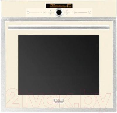 Электрический духовой шкаф Hotpoint FK 1041 LP.20 X/HA (DS) - общий вид