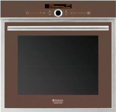 Электрический духовой шкаф Hotpoint FK 1041 LP.20 X/HA (CF) - общий вид