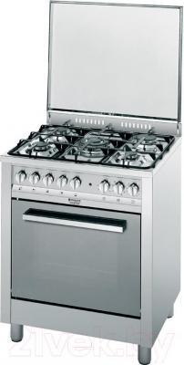 Кухонная плита Hotpoint CP77SP2 /HA S - общий вид
