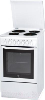 Кухонная плита Indesit I5ESH2AE (W) KZ - общий вид
