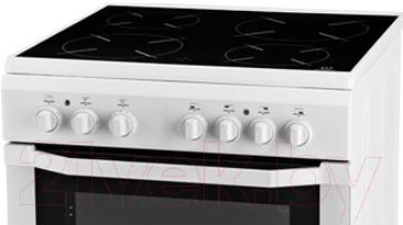 Кухонная плита Indesit I6VSH2 (W)/EX