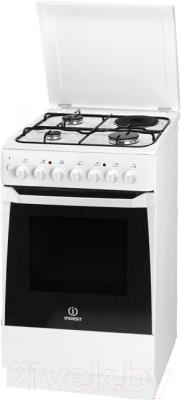 Кухонная плита Indesit KN1M11S(W) /BA S