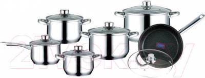 Набор кухонной посуды Peterhof PH-15133 - общий вид