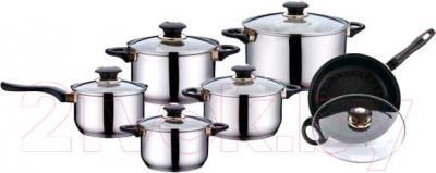 Набор кухонной посуды Peterhof PH-15138 - общий вид