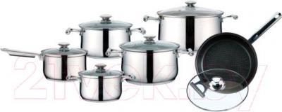 Набор кухонной посуды Peterhof PH-15140 - общий вид