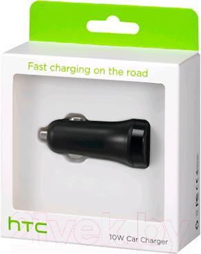 Автомобильный адаптер питания HTC Fast Car Charger 10W (CC C600) - общий вид