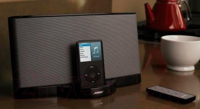 Мультимедийная док-станция Bose SoundDock II Digital Music System (Black) - общий вид