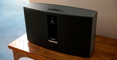 Портативная колонка Bose SoundTouch 30 Wi-fi (Black) - в использовании