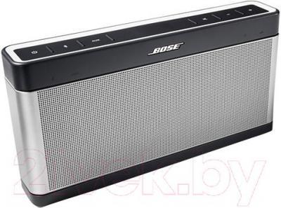 Портативная колонка Bose SoundLink Wireless Mobile System III (серый) - общий вид