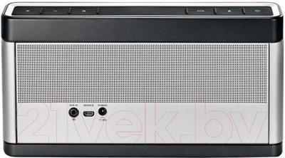 Портативная колонка Bose SoundLink Wireless Mobile System III (серый) - вид сзади