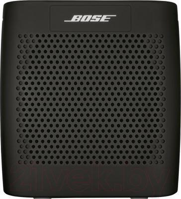 Портативная колонка Bose SoundLink Color (Black) - вид спереди
