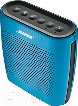 Портативная колонка Bose SoundLink Color (Blue) - общий вид