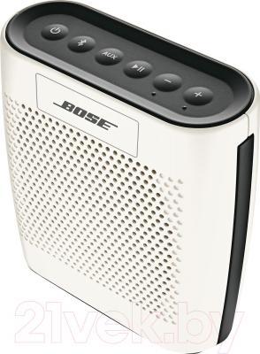 Портативная колонка Bose SoundLink Color (White) - общий вид