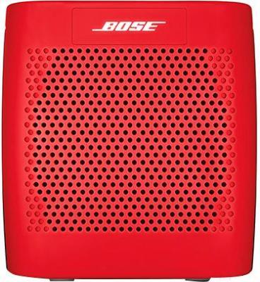 Портативная колонка Bose SoundLink Color (Red) - общий вид