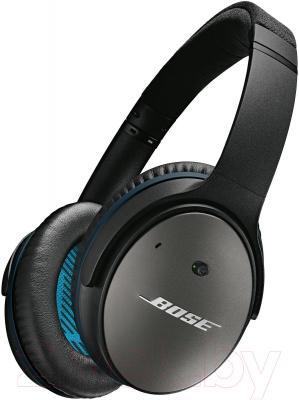 Наушники-гарнитура Bose QuietComfort 25 (черный) - общий вид