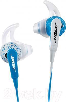 Наушники-гарнитура Bose Freestyle Earbuds (Ice Blue) - общий вид