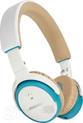 Наушники-гарнитура Bose SoundLink OE (White) - общий вид