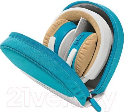 Наушники-гарнитура Bose SoundLink OE (White) - в чехле
