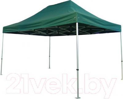 Тент-шатер Sundays WT-025 (White-Green) - общий вид