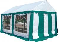 Тент-шатер Sundays P34201G (White-Green) -
