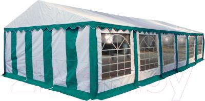 Тент-шатер Sundays 512201G (White-Green) - общий вид