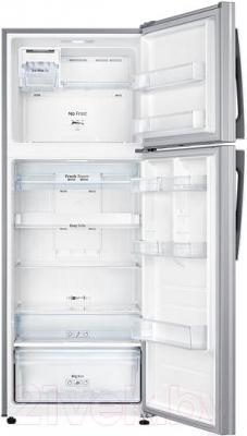 Холодильник с морозильником Samsung RT46H5340SL/WT - внутренний вид