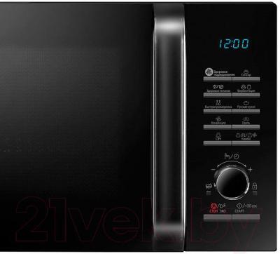 Микроволновая печь Samsung MC28H5135CK/BW - элементы управления