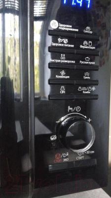 Микроволновая печь Samsung MC28H5135CK/BW - панель