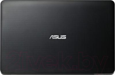 Ноутбук Asus X751LDV-TY155H - вид сзади
