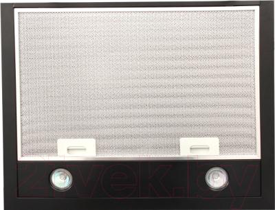 Вытяжка купольная Zorg Technology Kvinta 750 (60, черный)