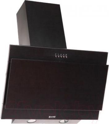 Вытяжка декоративная Zorg Technology Lana 750 (60, черный) - общий вид