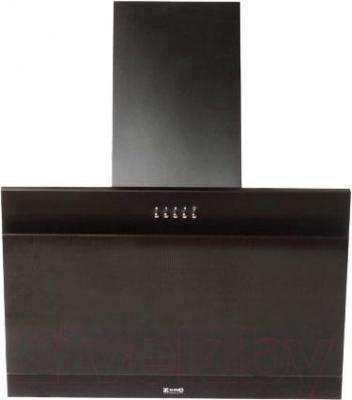Вытяжка декоративная Zorg Technology Lana 750 (60, черный) - вид спереди