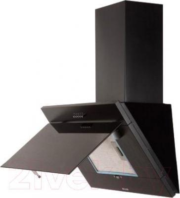 Вытяжка декоративная Zorg Technology Lana 750 (60, черный) - вид сбоку