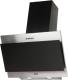Вытяжка декоративная Zorg Technology Lana 750 (60, нержавеющая сталь/черный) -