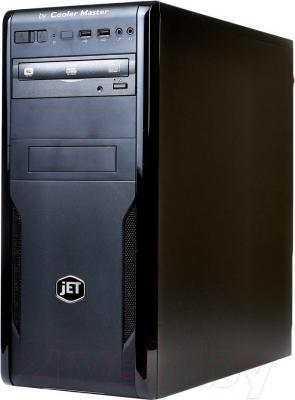Игровой компьютер Jet A (14C446) - общий вид