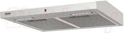 Вытяжка плоская KRONAsteel Jessica Slim 60 Sensor (белый) - общий вид